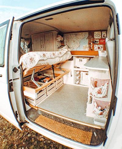 VW T5 Camper selbst ausbau