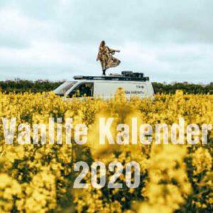 Vanlife Kalender 2020