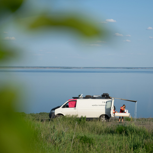 Camping Russland